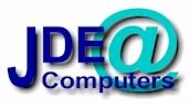 Logo JDE computers